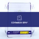 Imprensa Nacional destaca o inovador dispositivo barreira de aerossóis COVinBOX-BPA